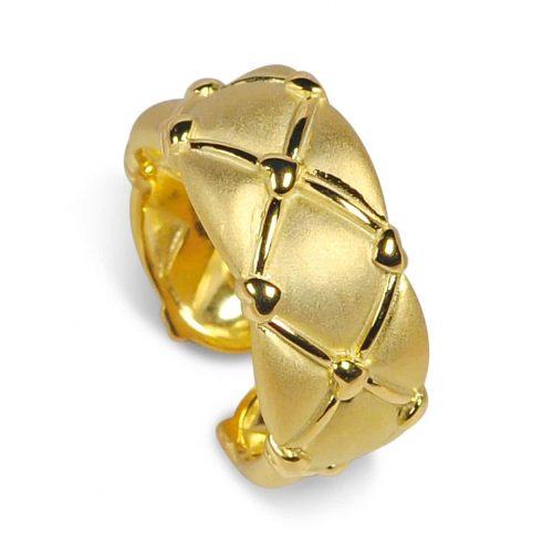 A.Brask - Hjertepude ring - Smykker