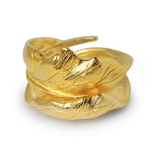 A.Brask - Egeblad justerbar ring - Ring
